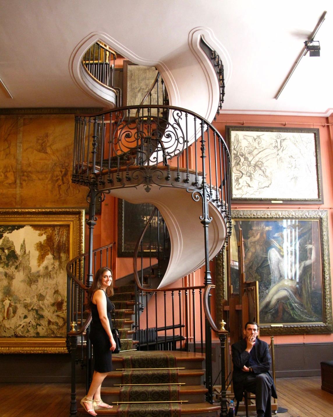 Musée Gustave Moreau, Paris | Karoliina Kazi