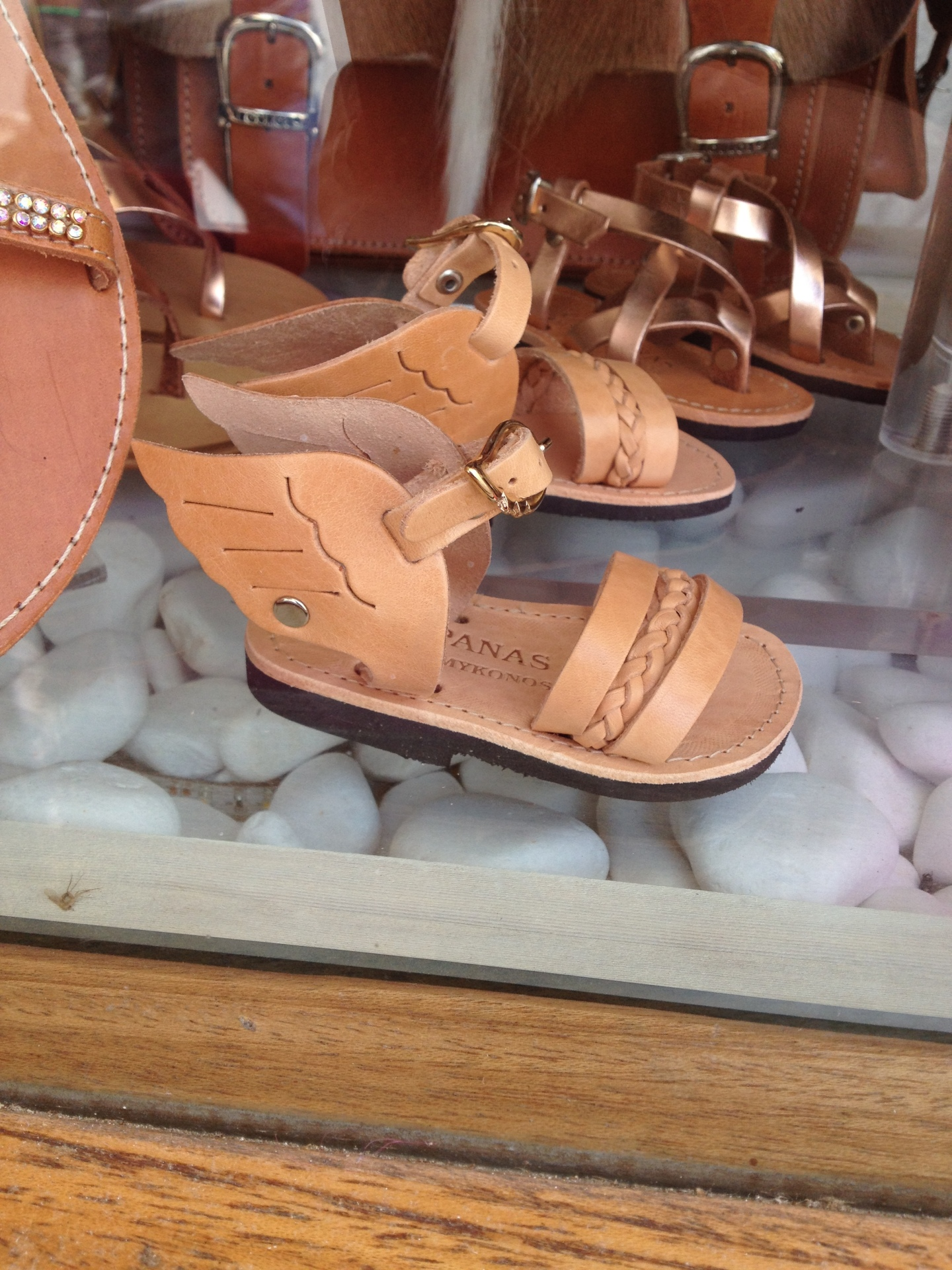 Mykonos, Greek Sandals | Karoliina Kazi